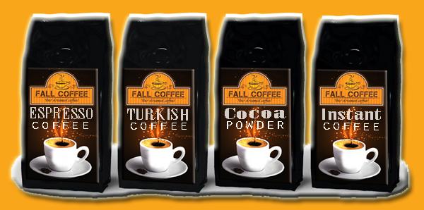 فروش انواع قهوه ، کاکائو و سیروپ ( کلی و جزئی ) - کافی شاپ دات کام ...