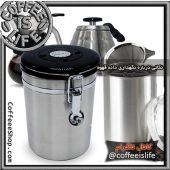 نگهداری دانه قهوه