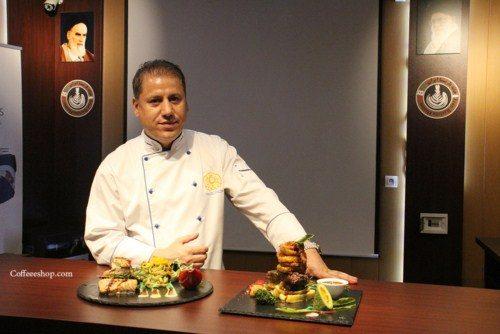 گزارش تصویری روز دوم دوره تخصصی آموزش طبخ غذاهای باربیکیو