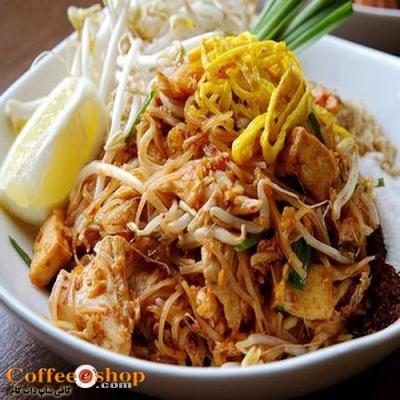 آموزش غذای تایلندی پَد پی گَی