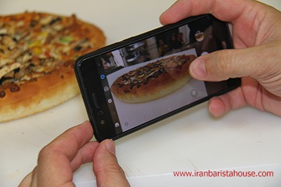 چهارمین دوره تخصصی پیتزاهای ایتالیایی و آمریکایی
