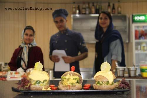 آموزش تخصصی صبحانه در خانه باریستا ایران