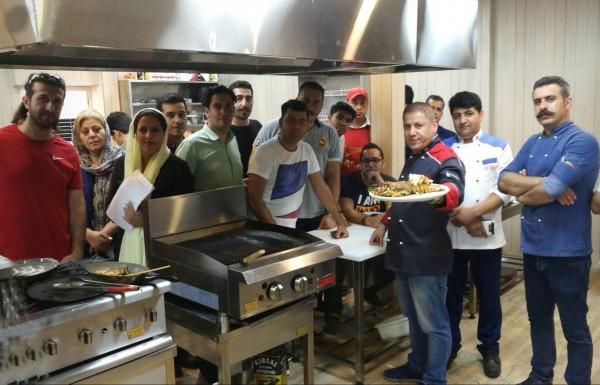 steak cooking course - iran barista house