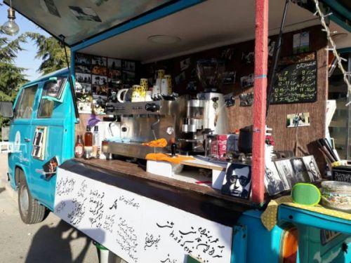 کافه سیار چیست؟ چگونه میتوانیم یک کافه سیار راه اندازی کنیم؟
