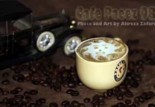 کافه پاییز 98 و کافی شاپ دات کام در نمایشگاه قهوه