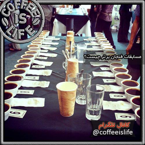 مسابقات فنجان برتر (Cup of Excellence) چیست ؟