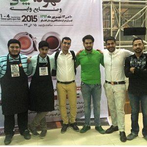 6 باریستا برتر راه یافته به مرحله فینال مسابقات باریستا ایران مشخص شد