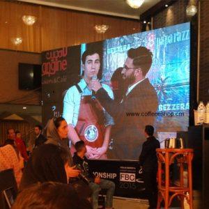 فینالیست های مسابقه لاته آرت فیدیلیو
