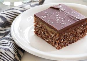 طرز تهیه اسکاچروس کارامل و شکلات در سایت کافی شاپ دات کام