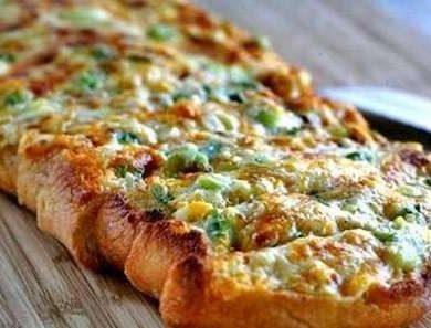 طرز تهیه پیتزا رولی پنیری