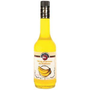 سیروپ Fo | سیروپ banana | سیروپ موز زرد