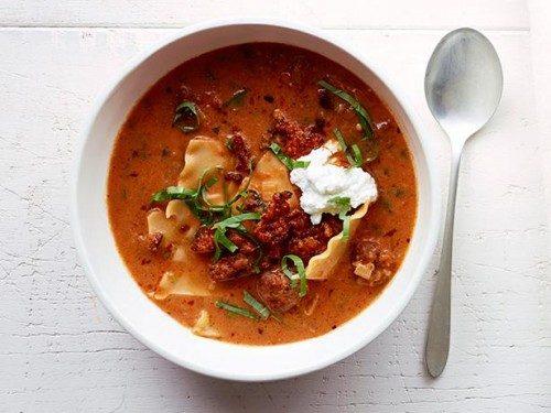 نکاتی مهم برای تهیه سوپها
