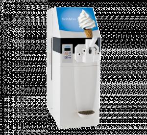 تجهیزات کافی شاپ | دستگاه بستنی ساز قیفی کارپیجیانی | Soft & Go