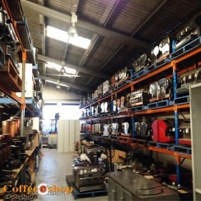 تعمیر دستگاه اسپرسو صنعتی