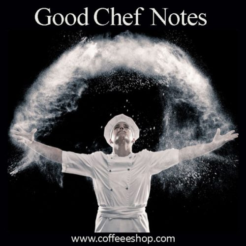 good chef notes