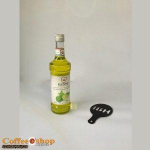 سیروپ Gusse | سیروپ vert | لیمو