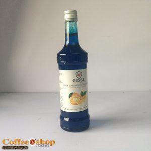 سیروپ Gusse | سیروپ Curacao Blue