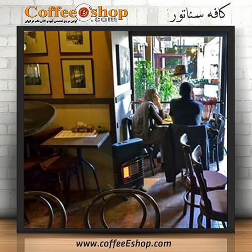 کافه سناتور cafe senator - senator coffee shop نام مدیر : زرین نگار تلفن : 02122232991 همراه : .... امکان پذیرایی یکجا : 20 نفر کلاس قیمت : متوسط اینترنت رایگان : دارد ساعت کار : 11 الی 23