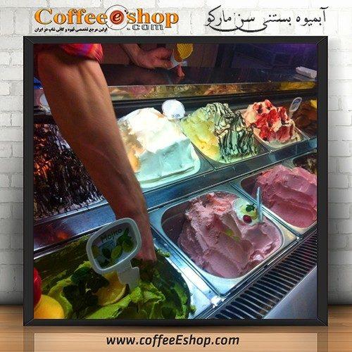 سن مارکو بستنی ایتالیایی Sanmarco Ice cram , coffee Bar تلفن : 0212223818 امکان پذیرایی یکجا : 6 نفر ساعت کار : 10:30 الی 24 منوی ویژه : بستنی های مخصوص ایتالیایی
