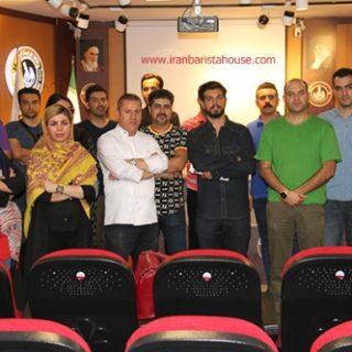 دوره تخصصی پیتزاهای ایتالیایی و آمریکایی خانه باریستا ایران