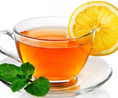 طرز تهیه دمنوش لیمو ترش