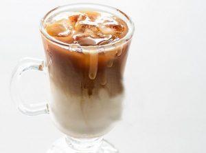 قهوه سرد کاراملی
