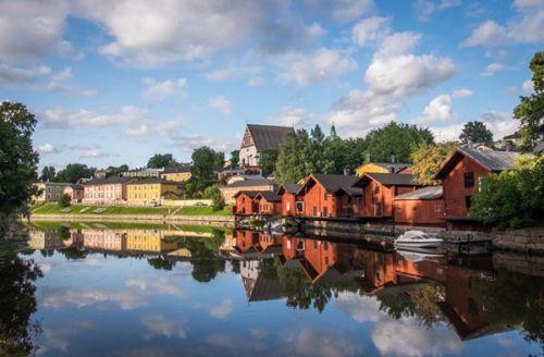 ۸ - فنلاند، هشتمین کشور از بین بهترین کشورها برای مهاجرت ۲۰۱۸ و ۲۰۱۹