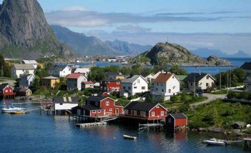 ۵ - نروژ، پنجمین کشور از بین بهترین کشورها برای مهاجرت ۲۰۱۸ و ۲۰۱۹
