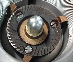 دستگاه آسیاب چرخ دنده ای دیسکی یا فلت