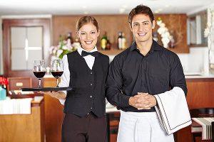 اولویت سرویس دهی در رستوران