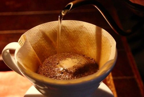 تاثیر کیفیت آب بر روی قهوه