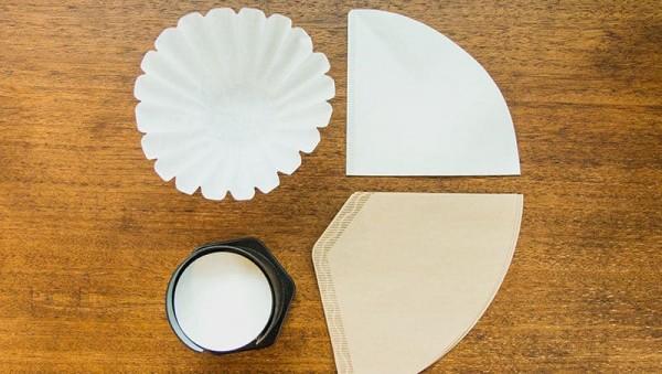 فیلتر های کاغذی کاهی و سفید