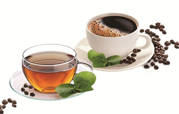 قهوه یا چایی