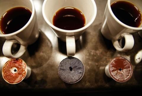 مقدار کافئین در قهوه