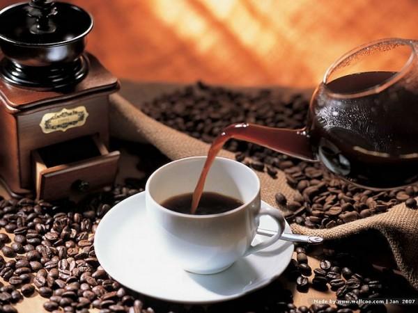 واقعیت های قهوه