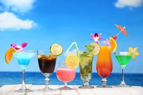 خواص نوشیدنی ها