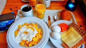 صبحانه سوئدی