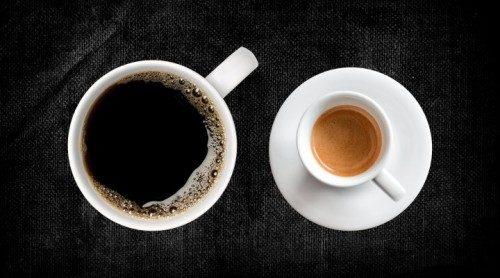 مقایسه قهوه دمی با اسپرسو