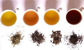 چایی های مختلف