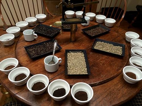 قارهای پهناور که از تنوع خوبی درزمینه کشت قهوه برخوردار است.