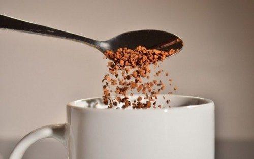 روش تهیه قهوه ی فوری