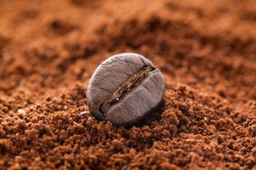 قهوه آسیاب شده