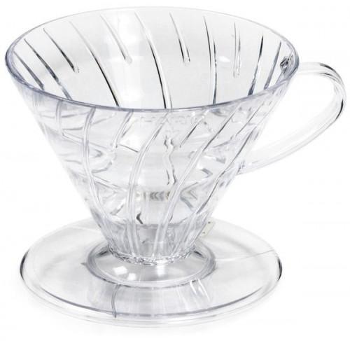 نوع پلاستیکی قهوه ساز وی ۶۰ (v60)