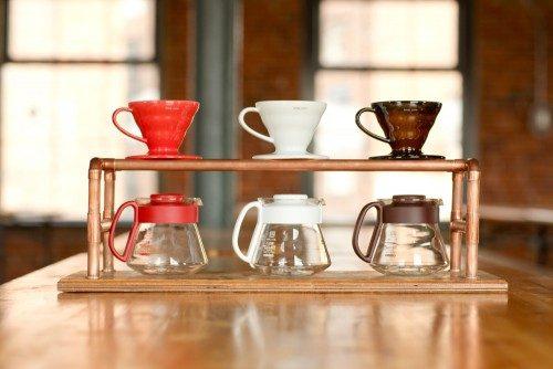 جنس قهوه ساز وکتور ۶۰ (v60)