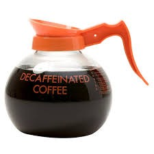 قهوه بدون کافیین - decaf :