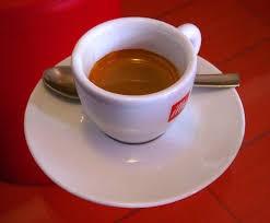 قهوه اسپرسو و قهوه سیاه - espresso :