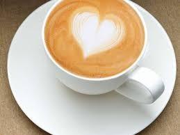 قهوه با شیر - latte :