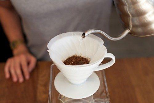 آنچه که باید درمورد قهوه ساز وکتور v60) ۶۰)بدانید