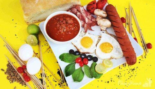 صبحانه باعث کاهش وزن شما می شود