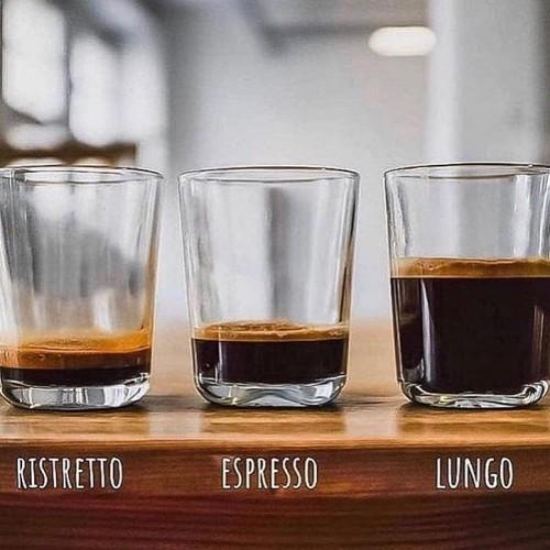 تفاوت ریسترتو، لانگو و اسپرسو چیست؟